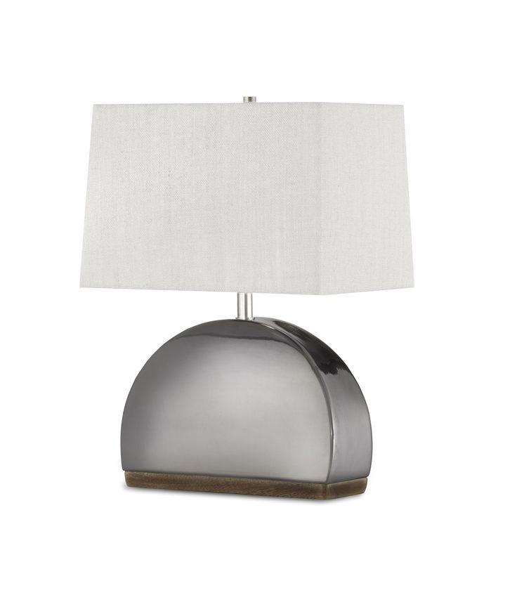 "Media Luna 19.13"" Table Lamp"