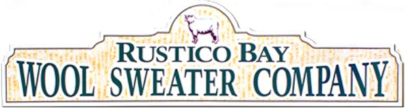 Rustico Bay Wool Sweater Company is a family owned and operated business. PEI, Canada