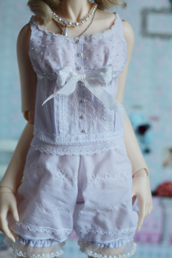 Underwear for BJD. Size SD10, SD13, SDGrG and similar by Elcatka on Etsy
