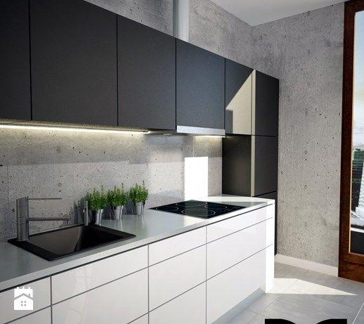 Aranżacje wnętrz - Kuchnia: Kuchnia styl Nowoczesny - Mart-Design Architektura Wnętrz. Przeglądaj, dodawaj i zapisuj najlepsze zdjęcia, pomysły i inspiracje designerskie. W bazie mamy już prawie milion fotografii!