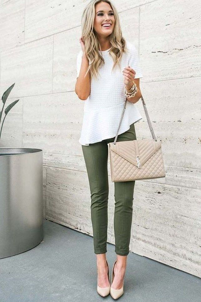 Womens Business Casual Attire | Fashionable work outfit ...