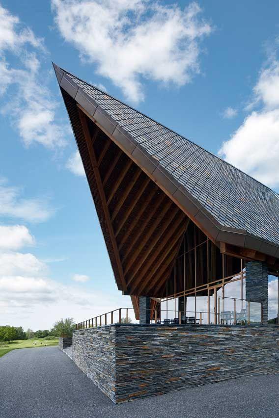 Scandinavian Golf Club :: Henning Larsen Architects