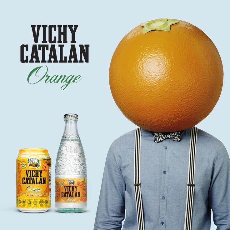 John Orange, Vichy Catalán Orange.
