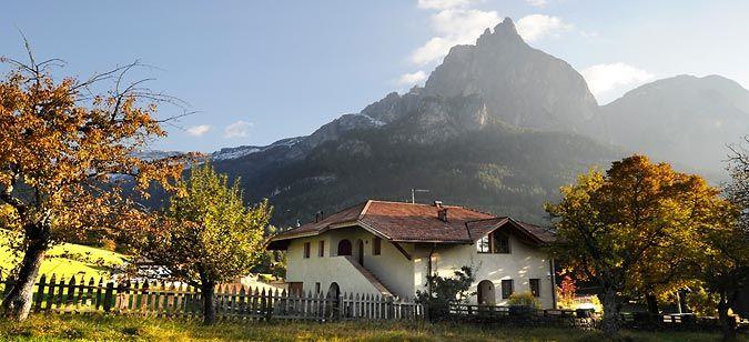 Dolomites: Surroundings - Villia Tilia - Ferienwohnungen Kastelruth Südtirol Dolomiten