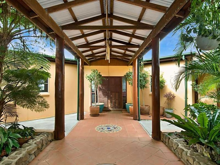 28 best images about Covered walkway on Pinterest