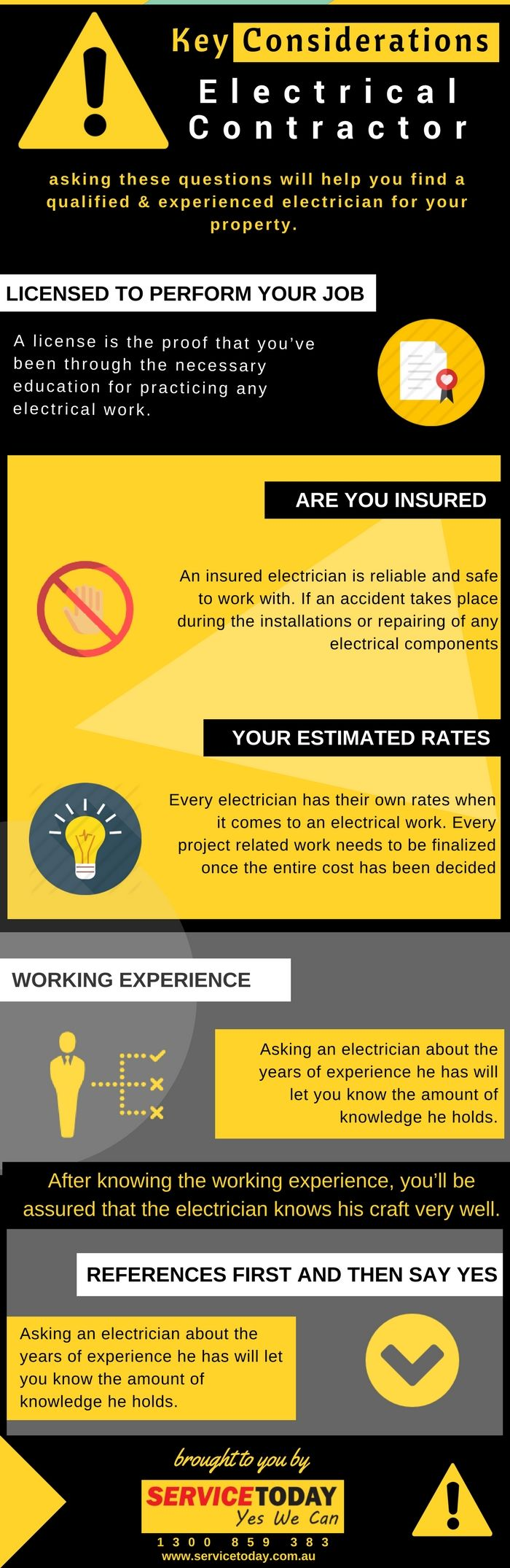 Important 5 Questions to Ask an Electrician before Hiring #electrician #Melbourne #Contractor #electrical #lighting