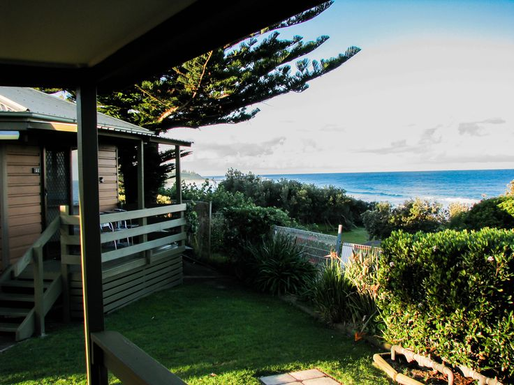 Shelly's Beach Cabins - Central Coast