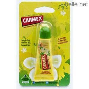 New: CARMEX Jasmine Green Tea Lip Balm