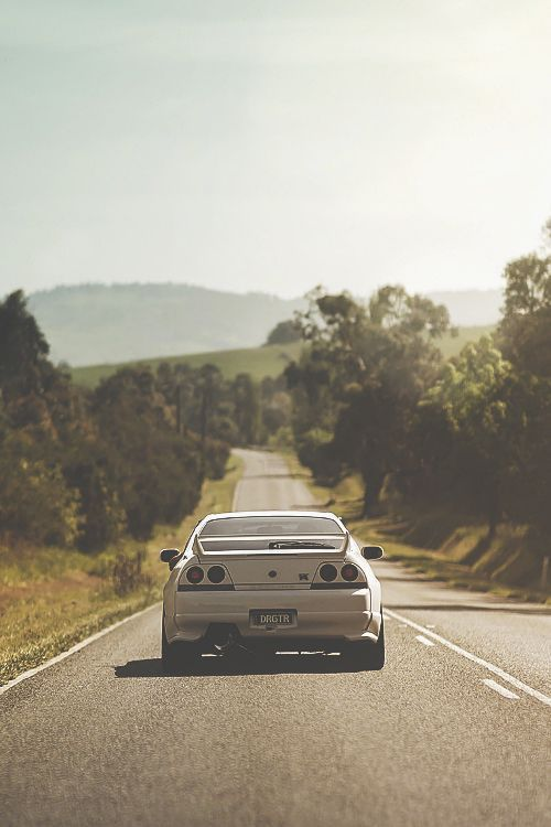 Nissan Skyline GTR R33 Solitude