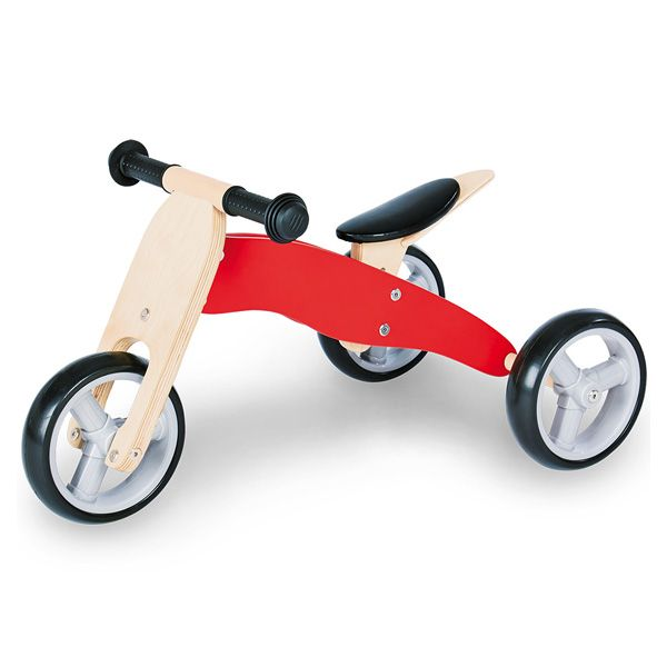 Mini Draisienne tricycle 4 en 1 Charlie