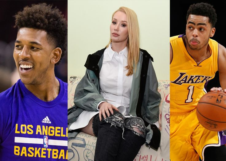 Last week, celebrity gossip website Fameolous posted a video that it said showed Los Angeles Laker Nick Young admitting to cheating on his fiancée, pop ...