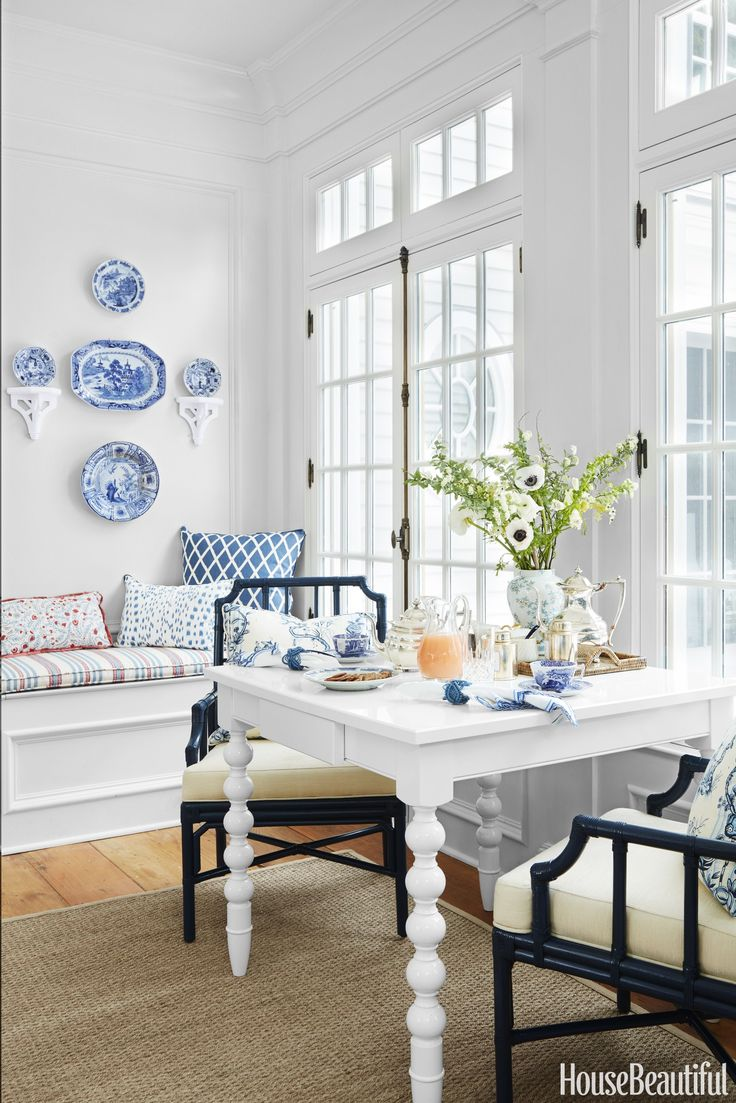 Playful Prints and Vintage Accents Give This Historic Home a Contemporary  Update