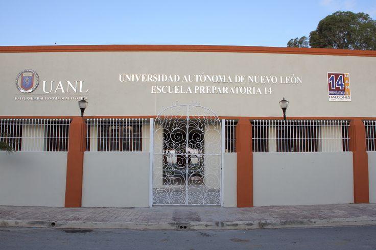 La Preparatoria No. 14 está en el municipio de General Terán, Nuevo León. Conoce más de esta preparatoria en su sitio web http://preparatoria14.uanl.mx o comunícate al 01 826 26 7 01 45 .