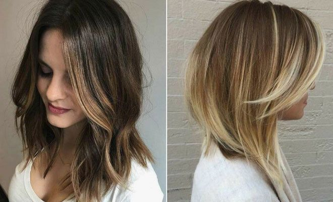 24 Awesome Medium Length Hairstyles 2020 Pretty Hottest Shoulder