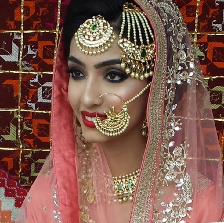 643 best Punjabi Bridals and Jewellery images on Pinterest