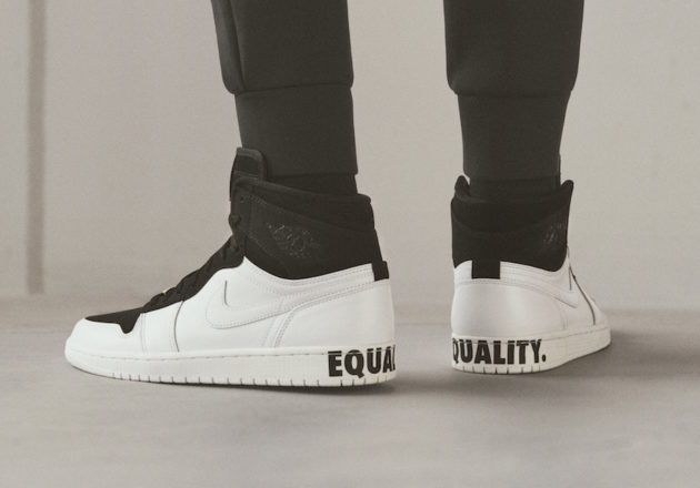 d0b3a613d Nike Equality 2018 BHM Collection Using the power of sport to inspire and  uplift, Nike's