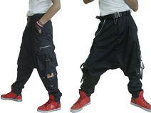 Broek baggy jeans voor mannen