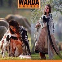 Warda Designer Winter Silk Kurrandy Collection for Women