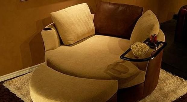 cuddle couch with tray - Google Search