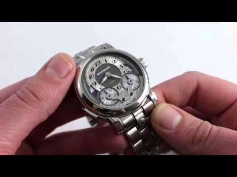 Montblanc Nicolas Rieussec Chronograph Automatic Luxury Watch Review