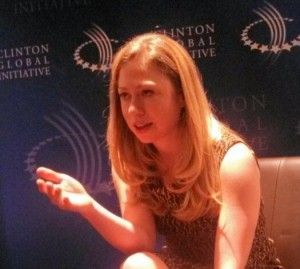 Clinton Global Initiative: Chelsea Clinton's Feminist Imperative - The Battle For Gender Equality  http://www.forbes.com/sites/tomwatson/2013/09/25/clinton-global-initiative-chelsea-clintons-feminist-imperative-the-battle-for-gender-equality/