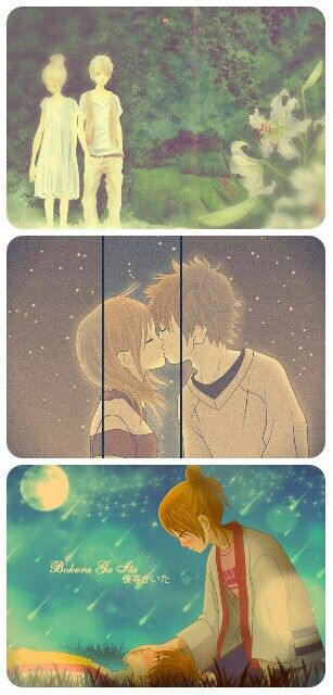 Bokura ga Ita- Curious if I would like this anime or manga... any recommendations? Start with anime? manga? or not even worth it??? D.M.T