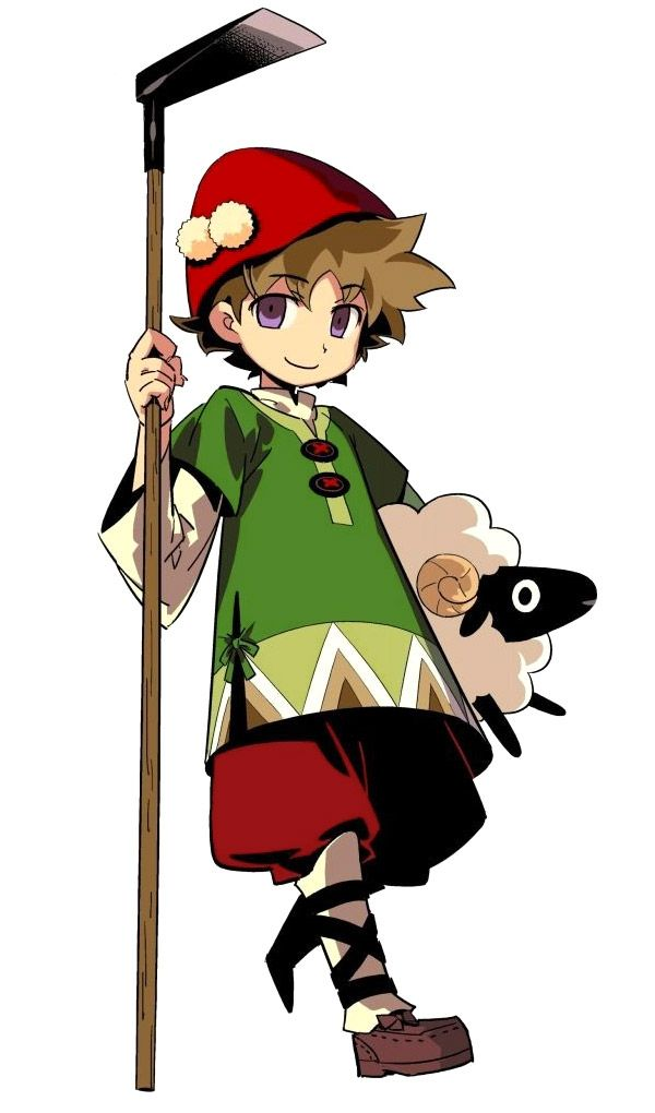 Farmer Male from Etrian Odyssey III: The Drowned City