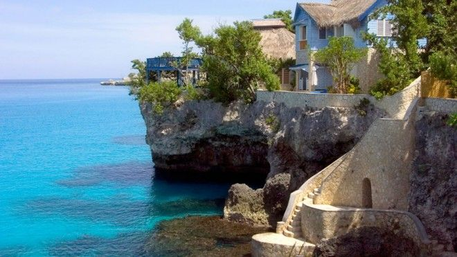 Ocean Sanctuary: The Caves Hotel & Spa, Negril, Jamaica | Enjoy Your Holiday!