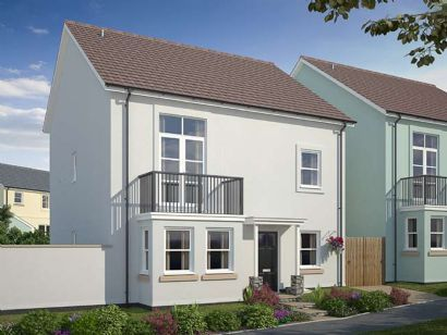 "The Tuke; a part of ""The View"" homes development based in stunning location of Wadebrigde, Cornwall"