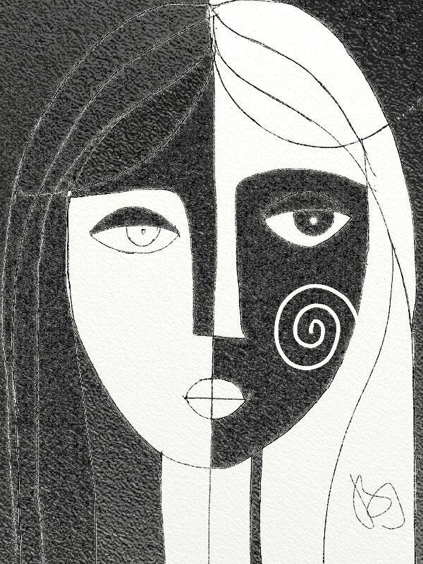 Girl variations 3. by BI