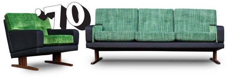de new vinatge bank dyker 70 is in diverse stoffenvan designers guild leverbaar#dyker#dutch seating company#designers guild#maatwerk#zelf samenstellen#70-er jaren#retro meubels#retro banken#vintage bank