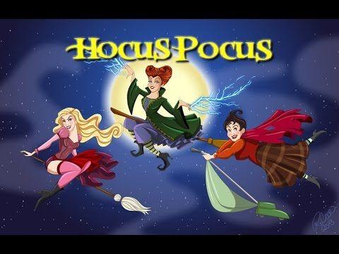 I PUT A SPELL ON YOU! [Hocus Pocus Movie Trivia Questions]