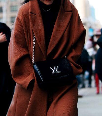 Louis Vuitton Twist Bag // viennawedekind.com