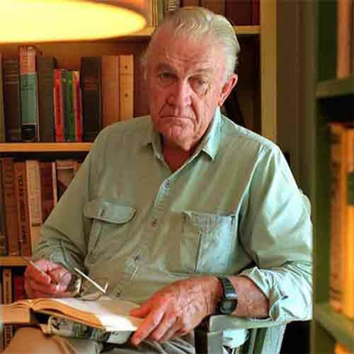 JOHN GRAVES (06/08/1920 — 31/07/2013)