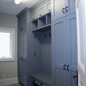Mudroom Cabinets, Transitional, laundry room, Designer Friend