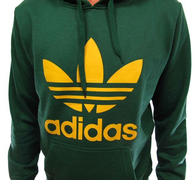 adidas sweatshirt mens yellow