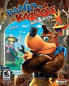 Banjo-Kazooie: Nuts & Bolts - Wikipedia