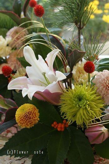 横浜 上大岡 アレンジメント教室「小さなお花の教室」