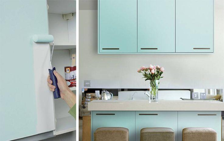 die besten 25 neue k chenfronten ideen auf pinterest heimwerken k che k cheneinrichtung. Black Bedroom Furniture Sets. Home Design Ideas