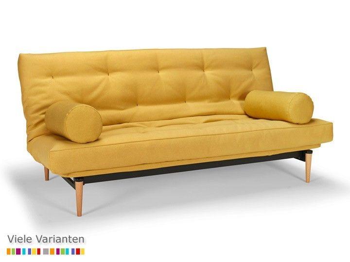 COLPUS Sofa Schlafsofa Deluxe Ausführung Innovation