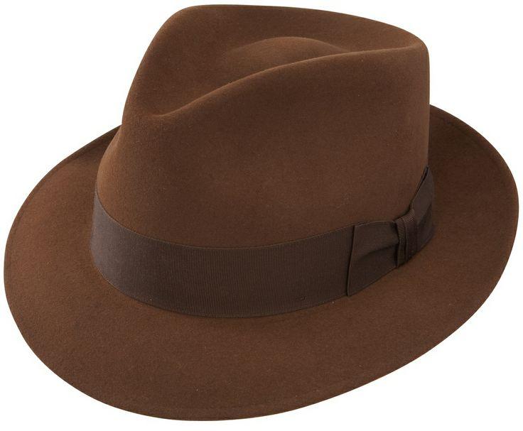 stetson hats   Home :: Fedora Fashion Hats :: Stetson Mercury Fedora Hat - Graphite