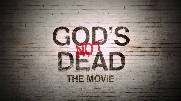 Watched this last night @ 11:00 pm, we were trying to pull an all nighter, this movie is touching & awe inspiring. Love this!!!! #Godsnotdead