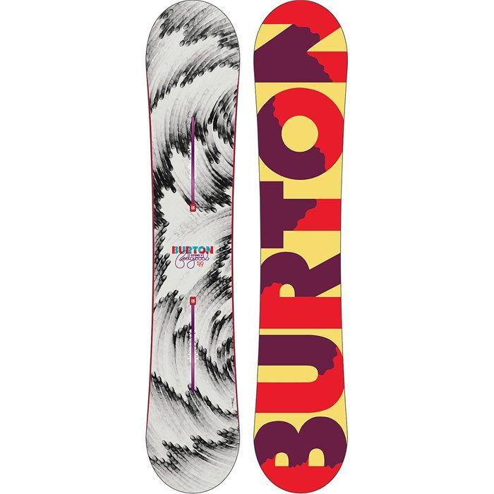 Burton - Feelgood Flying V Snowboard - Women's 2015