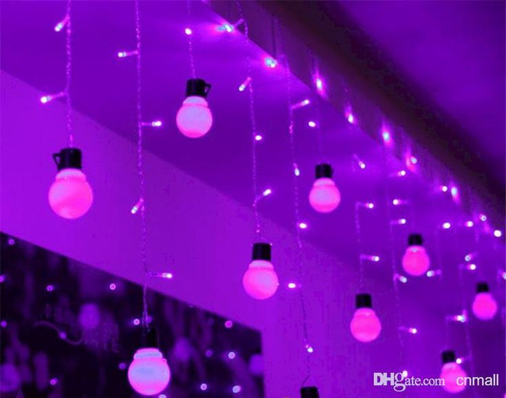 Wholesale LED Christmas Light Led Curtain String Lights Bulb Strings 48/104/140 Leds Globe Bulbs Window Decoration Outdoor Garden Decoration Lamp Bulb, Free shipping, $11.94/Piece | DHgate Mobile