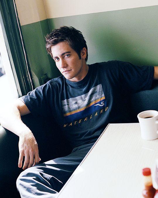 Jake Gyllenhaal 2002: