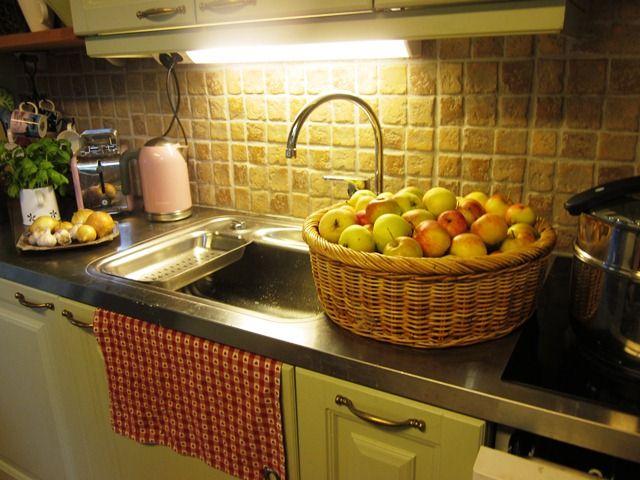 Leena Lumi: Omenasose - kanelinen, vaniljainen