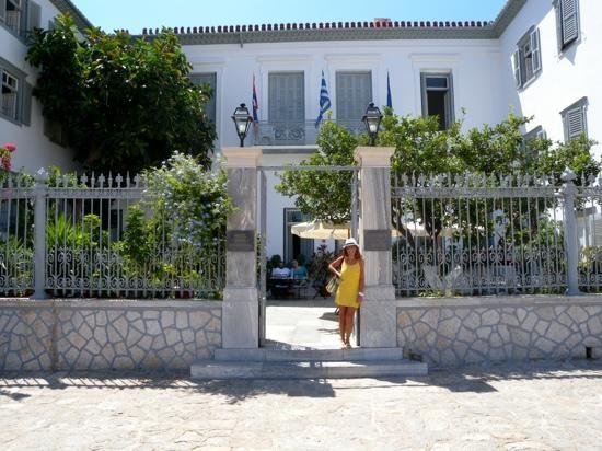 Ξενοδοχείο Υδρούσσα (Ύδρα, Ελλάδα) - Κριτικές και σύγκριση τιμών - TripAdvisor