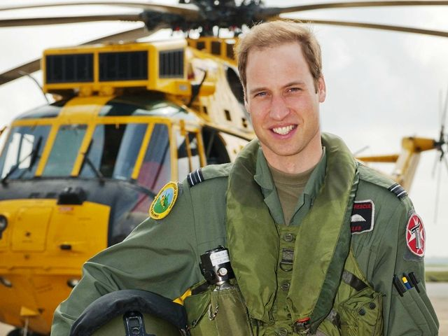 Tugas Mulia, Pangeran William Jadi Pilot Ambulan Udara