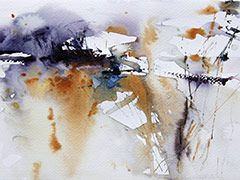 Watercolour Adrian Homersham