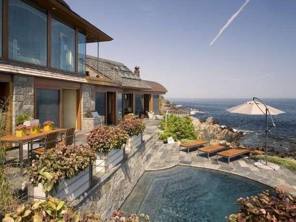 Case al mare - Casa di lusso nel Maine fronte oceano